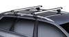 Dachträger Thule mit SlideBar FORD Mondeo (Mk V) 5-T Hatchback Normales Dach 15+