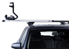 Dachträger Thule mit SlideBar FORD Windstar 5-T MPV Dachreling 95-96