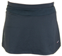Damen Rock Tecnifibre Cool Lady Skort Black
