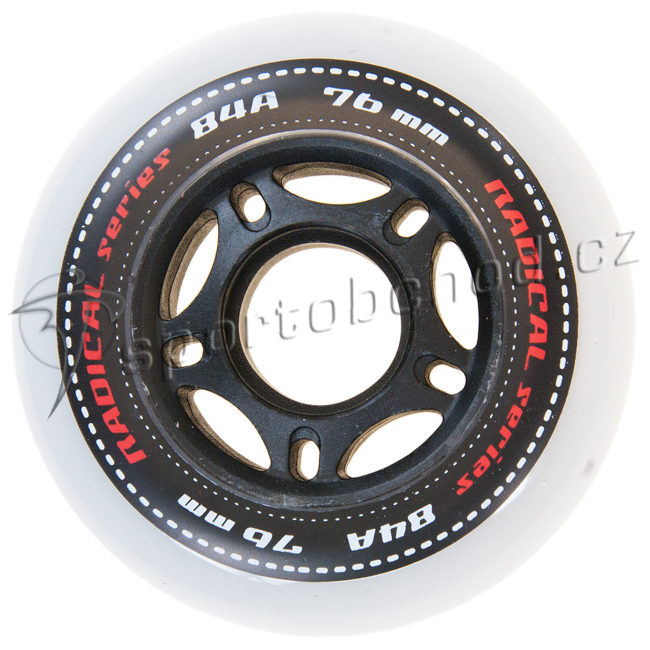 Inliner Rollen Tempish RADICAL 76 mm 84A Set 4 Stk
