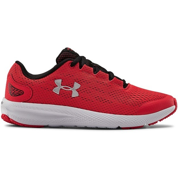 Laufschuhe Under Armour GS Charged Pursuit 2 rot