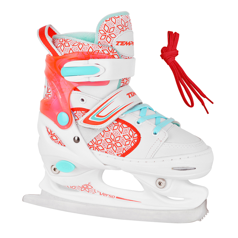 Schlittschuhe Tempish Verso Ice RS Lady Red